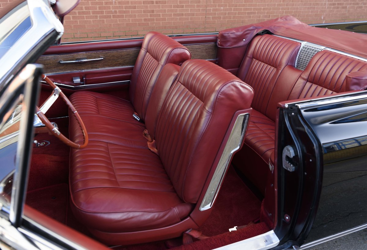 1963 Cadillac Eldorado Biarritz Convertible (LHD) For Sale (picture 19 of 22)