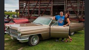 1964 Cadillac 4dr Sedan Deville