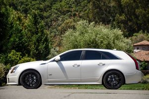 2011 Cadillac CTS-V Sport Wagon Fast 630-HP Rare  $43.9k For Sale