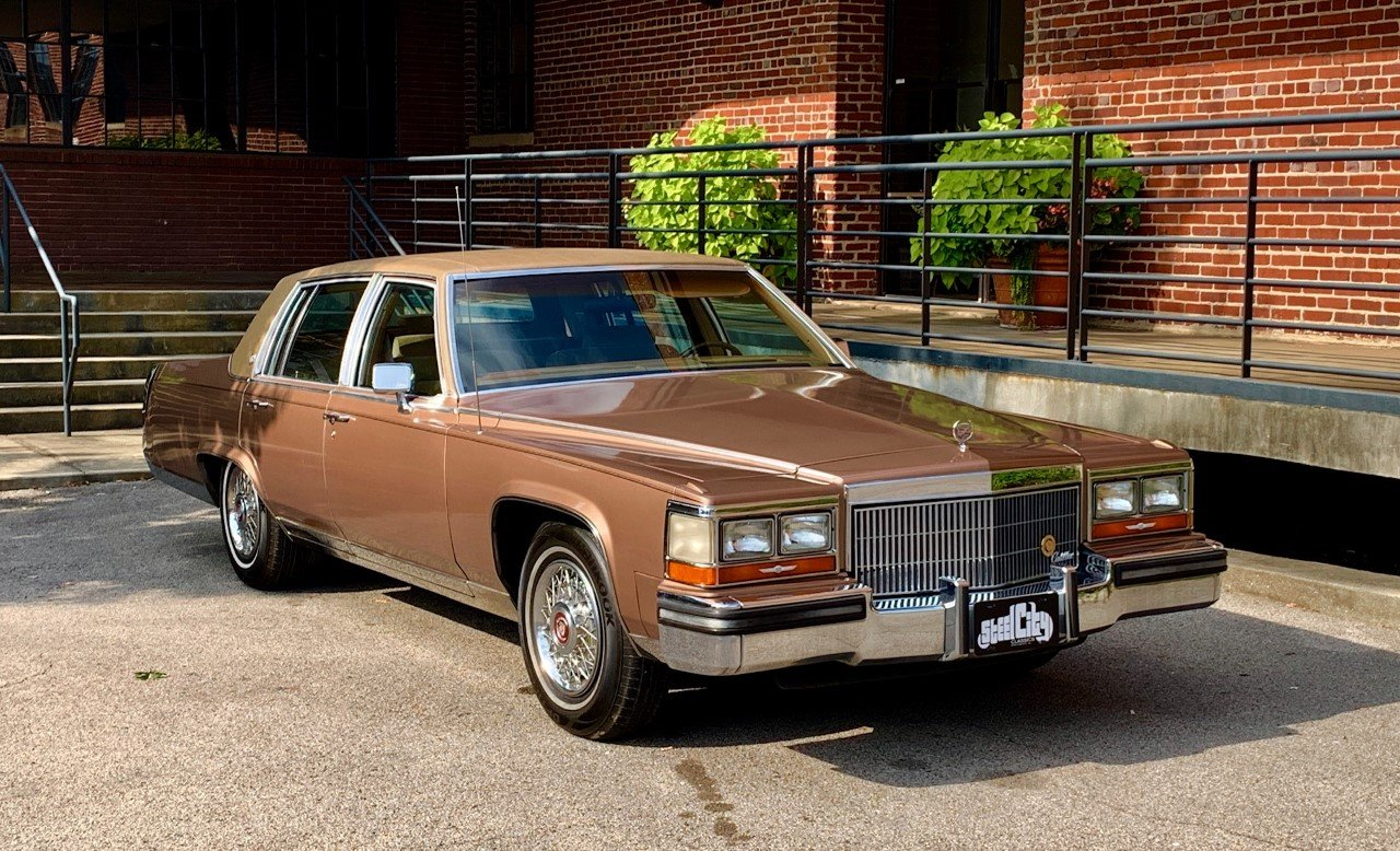 1989 Cadillac Fleetwood Brougham (Birmingham, AL) $6,900 obo For Sale (picture 1 of 6)