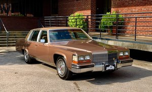 1989 Cadillac Fleetwood Brougham (Birmingham, AL) $6,900 obo