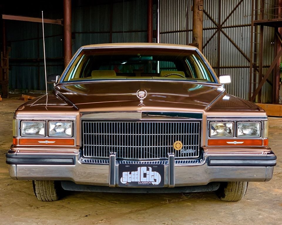 1989 Cadillac Fleetwood Brougham (Birmingham, AL) $6,900 obo For Sale (picture 3 of 6)