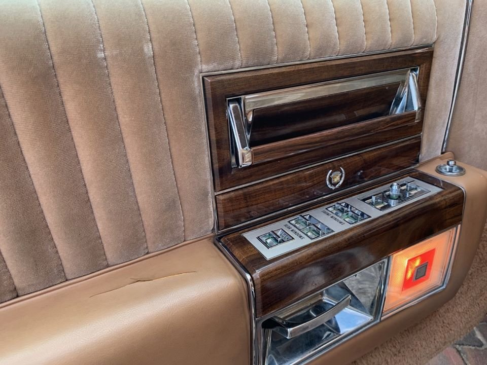 1989 Cadillac Fleetwood Brougham (Birmingham, AL) $6,900 obo For Sale (picture 6 of 6)