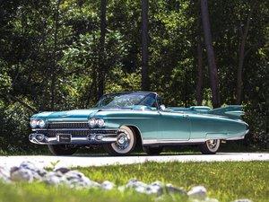 1959 Cadillac Eldorado Biarritz  For Sale by Auction