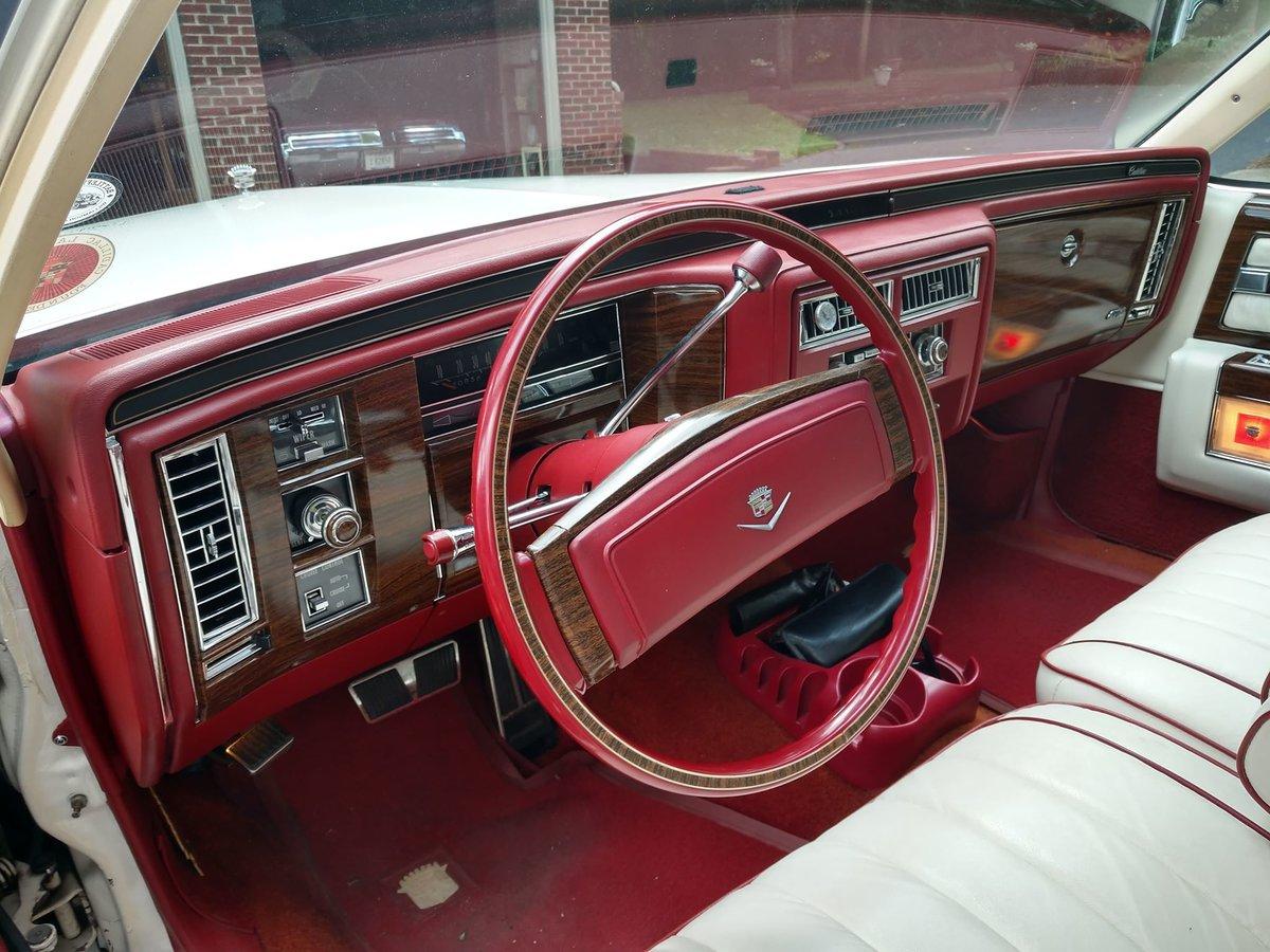 1978 78 Sedan Deville 2-owner GORGEOUS Survivor For Sale (picture 2 of 6)