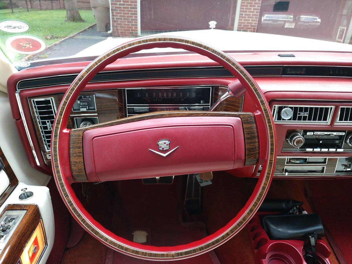 1978 78 Sedan Deville 2-owner GORGEOUS Survivor For Sale (picture 6 of 6)