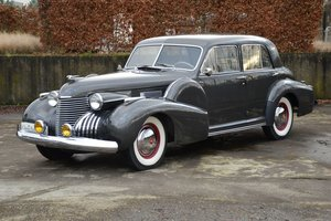 (1089) Cadillac Sixty Special - 1940