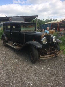 1929 Cadillac 341B Imperial Sedan Barn Find