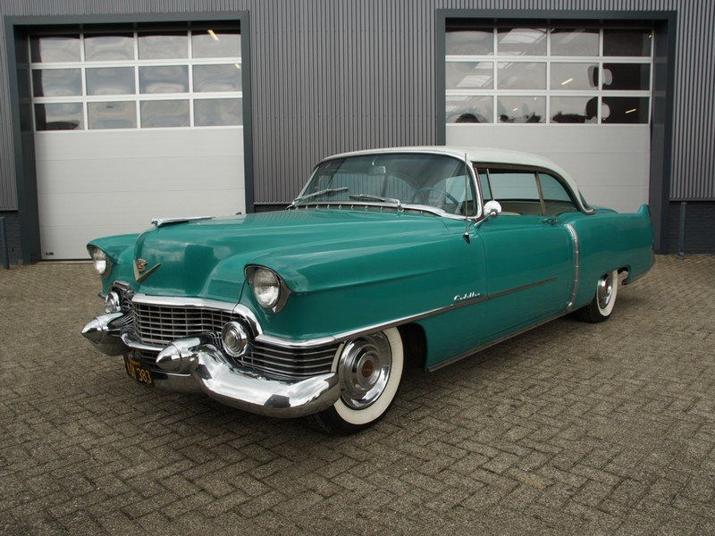 1954 Cadillac Series 62 survivor, long term ownership For Sale (picture 1 of 6)