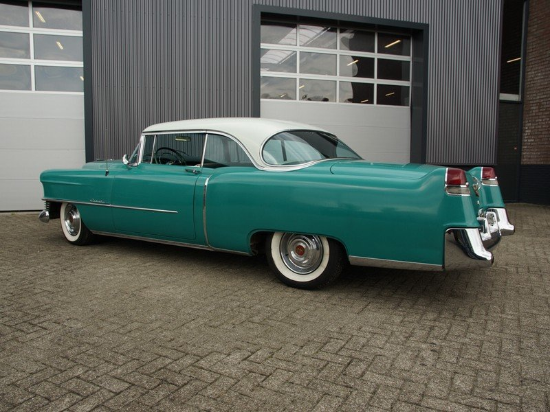 1954 Cadillac Series 62 survivor, long term ownership For Sale (picture 2 of 6)