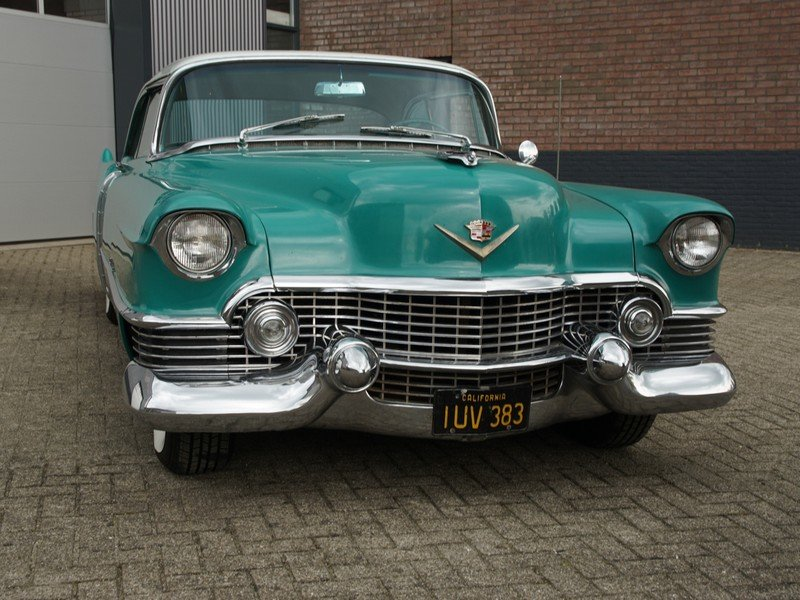1954 Cadillac Series 62 survivor, long term ownership For Sale (picture 5 of 6)