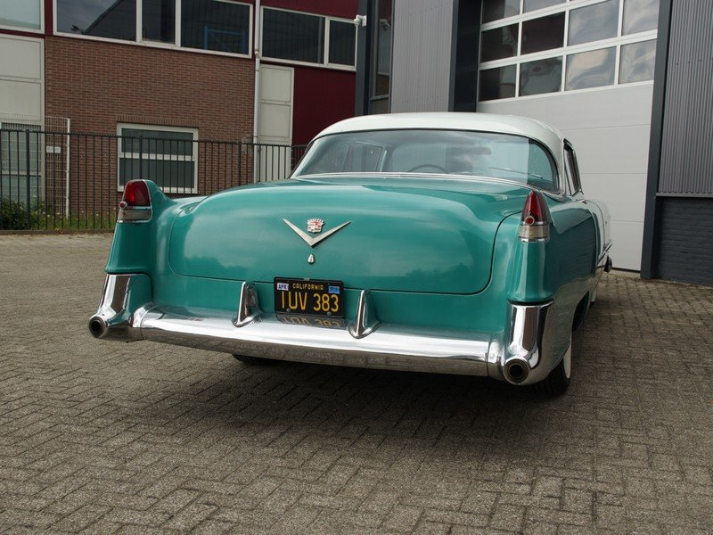 1954 Cadillac Series 62 survivor, long term ownership For Sale (picture 6 of 6)