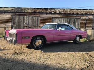 Picture of 1976 Cadillac Eldorado Convertible SOLD
