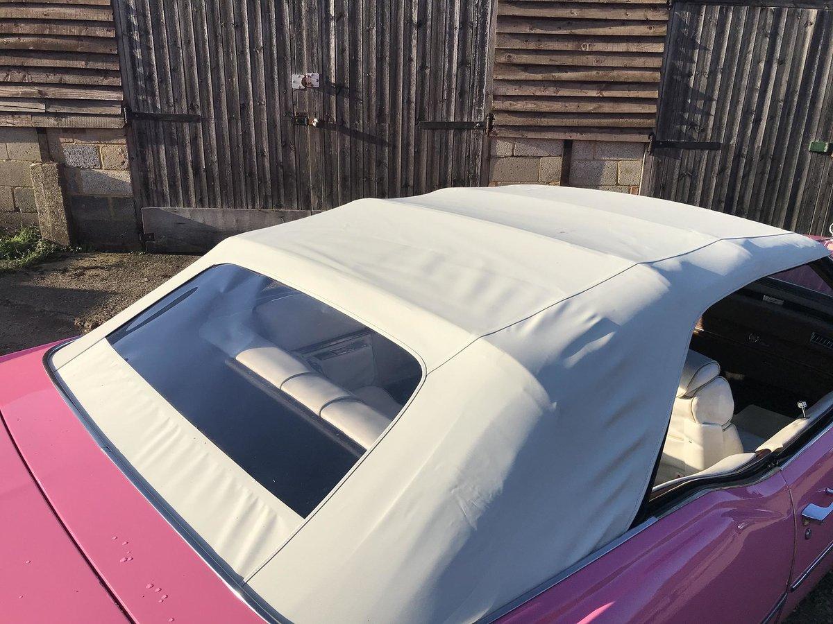 1976 Cadillac Eldorado Convertible For Sale (picture 4 of 6)
