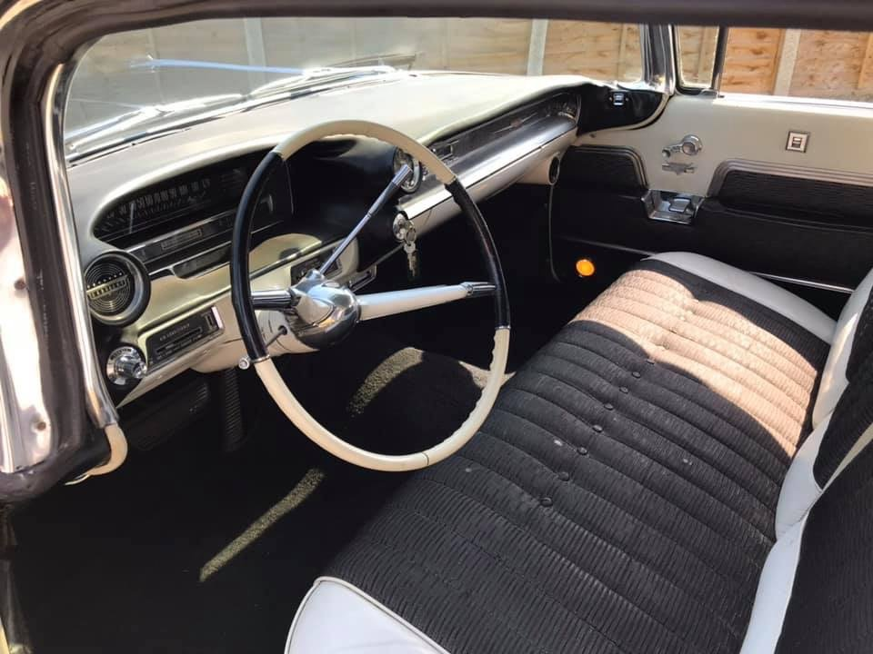 1959 Cadillac Coupe Deville Bargain! For Sale (picture 3 of 6)