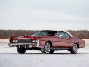 1976 Cadillac Eldorado  For Sale by Auction