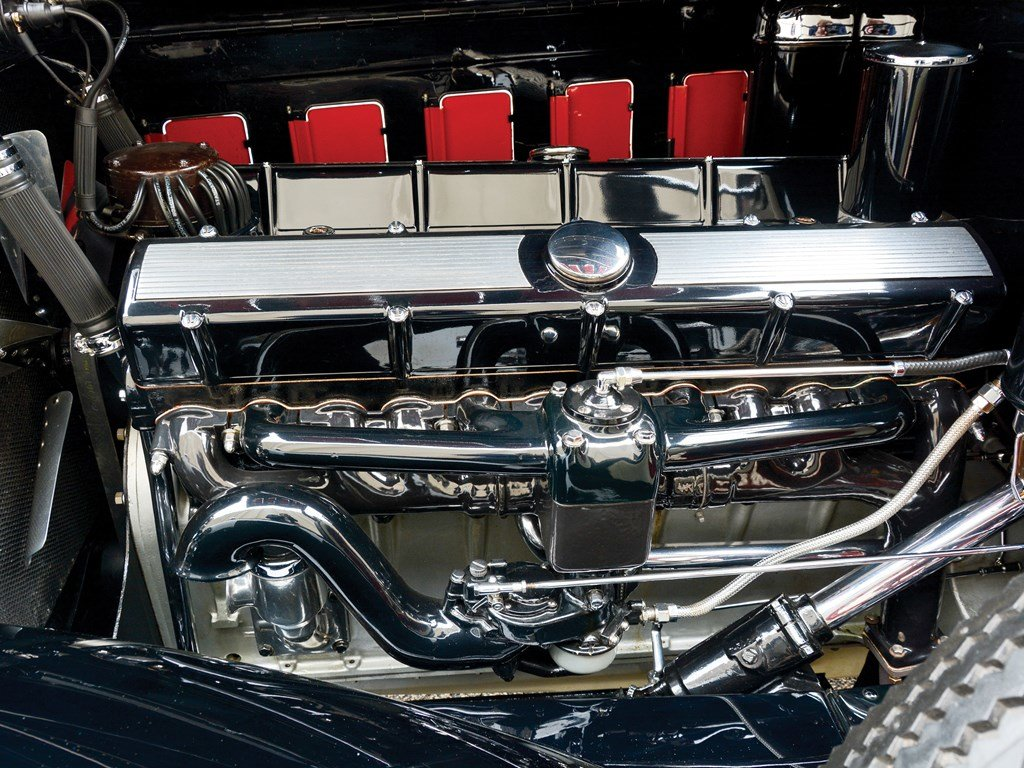 1930 Cadillac V-16 All-Weather Phaeton by Fleetwood For Sale by Auction (picture 3 of 6)