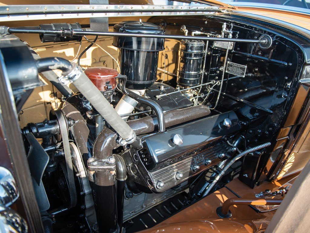 1931 Cadillac V-8 Convertible Coupe by Fleetwood For Sale by Auction (picture 3 of 6)