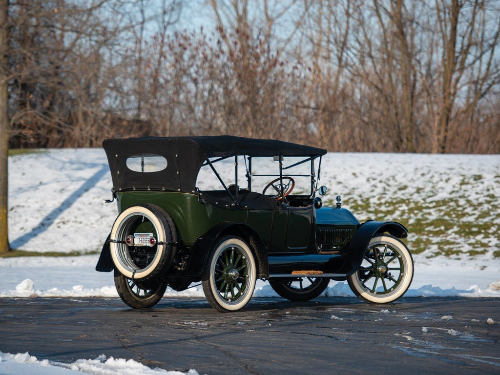 1914 Cadillac Four Five-Passenger Touring  For Sale by Auction (picture 2 of 6)