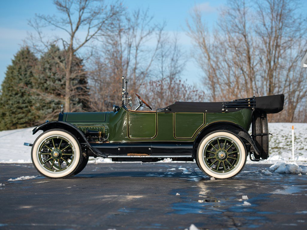 1914 Cadillac Four Five-Passenger Touring  For Sale by Auction (picture 5 of 6)
