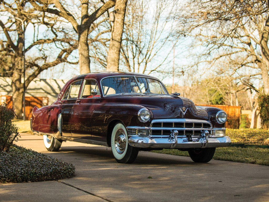 1949 Cadillac Series 60 Special Fleetwood Sedan  For Sale by Auction (picture 1 of 6)