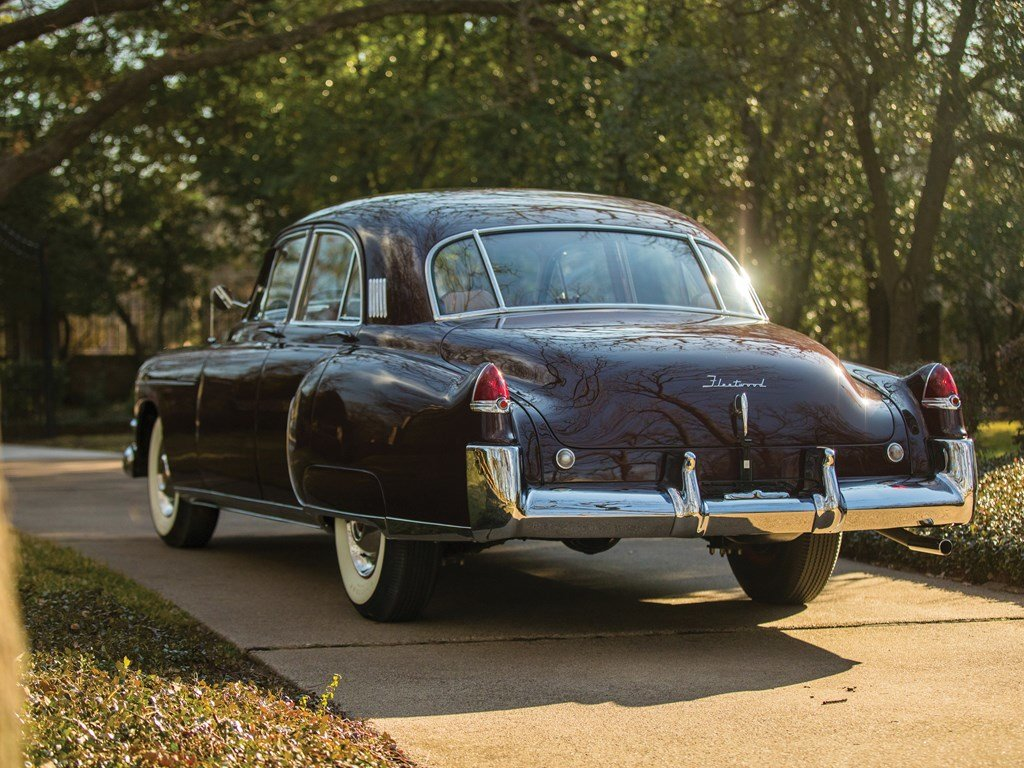 1949 Cadillac Series 60 Special Fleetwood Sedan  For Sale by Auction (picture 2 of 6)