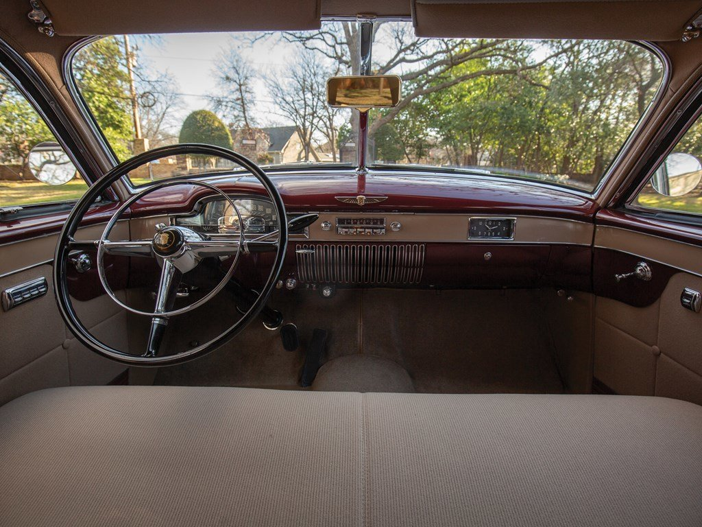 1949 Cadillac Series 60 Special Fleetwood Sedan  For Sale by Auction (picture 4 of 6)