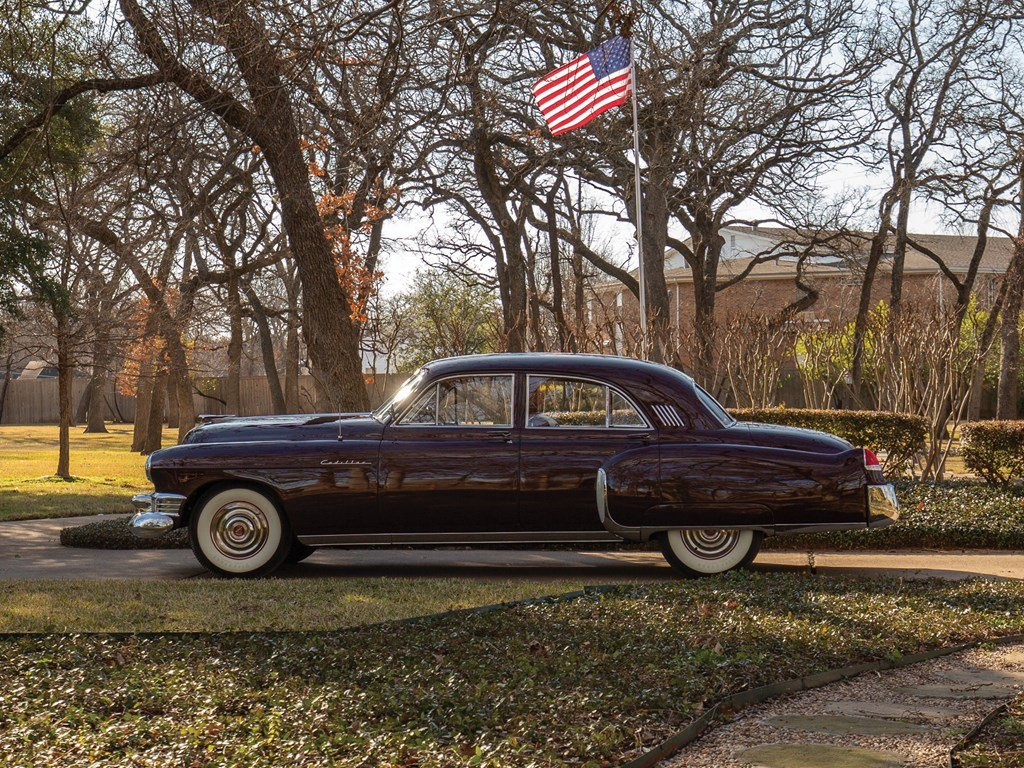 1949 Cadillac Series 60 Special Fleetwood Sedan  For Sale by Auction (picture 5 of 6)