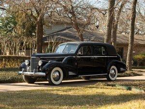 1940 Cadillac Series 90 V-16 Seven-Passenger Formal Sedan by