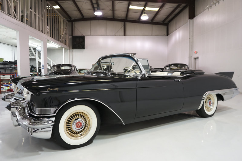 1957 Cadillac Eldorado Biarritz Convertible SOLD (picture 1 of 6)