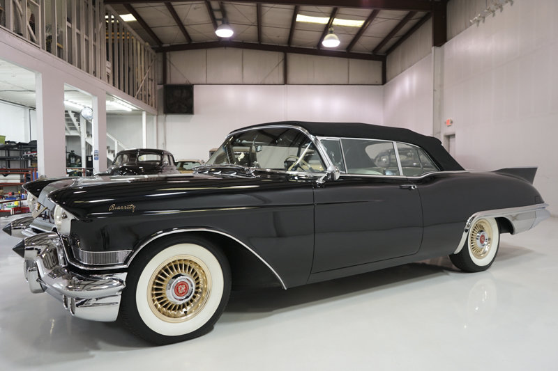 1957 Cadillac Eldorado Biarritz Convertible SOLD (picture 4 of 6)