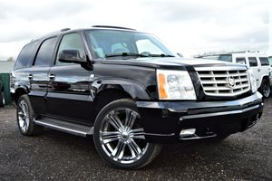Fresh import cadillac escalade v8 automatic 8 seat