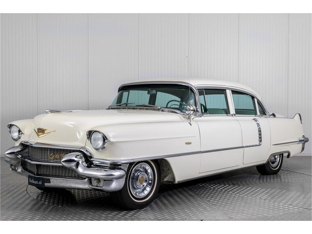 1956 Cadillac Series 62 Sedan Deville V8 For Sale (picture 1 of 6)