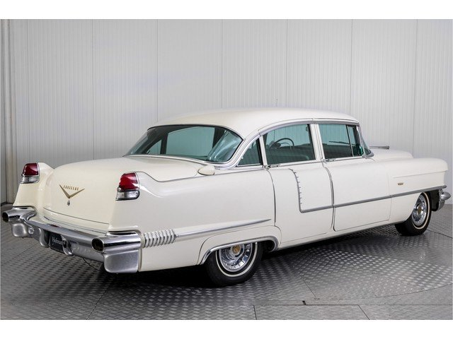 1956 Cadillac Series 62 Sedan Deville V8 For Sale (picture 2 of 6)