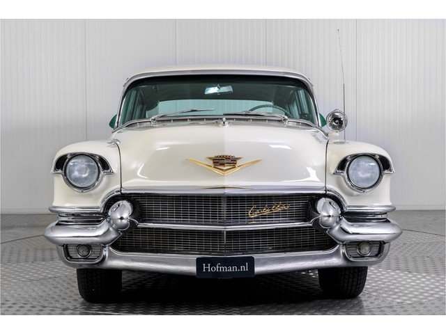 1956 Cadillac Series 62 Sedan Deville V8 For Sale (picture 3 of 6)