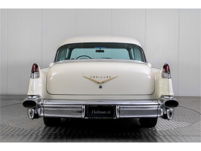 1956 Cadillac Series 62 Sedan Deville V8 For Sale (picture 4 of 6)