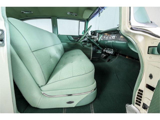 1956 Cadillac Series 62 Sedan Deville V8 For Sale (picture 5 of 6)