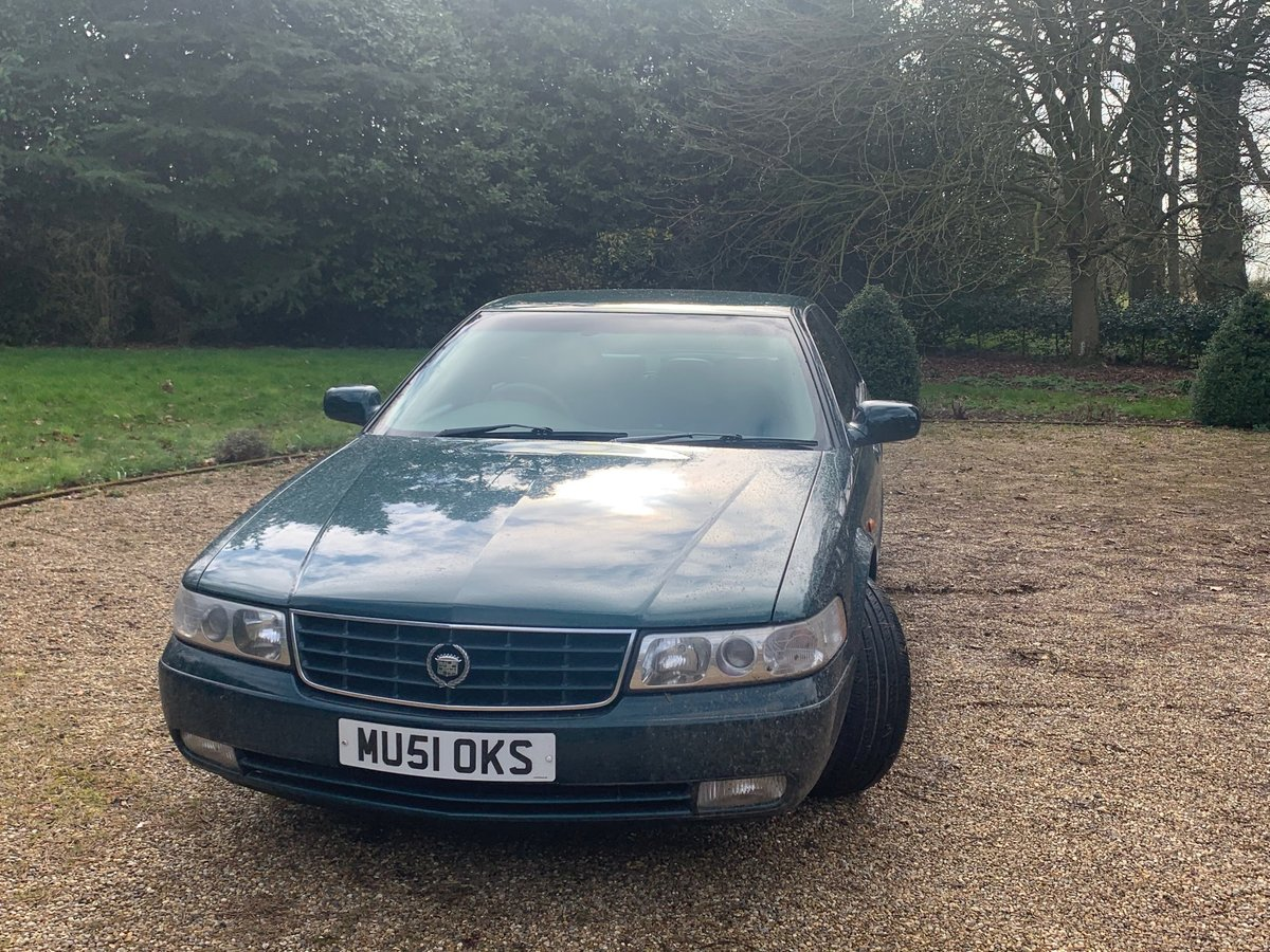 2001 Cadillac Seville STS For Sale (picture 2 of 6)