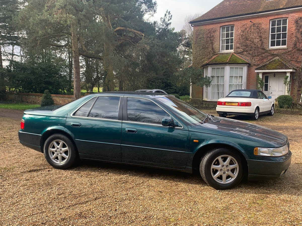 2001 Cadillac Seville STS For Sale (picture 3 of 6)