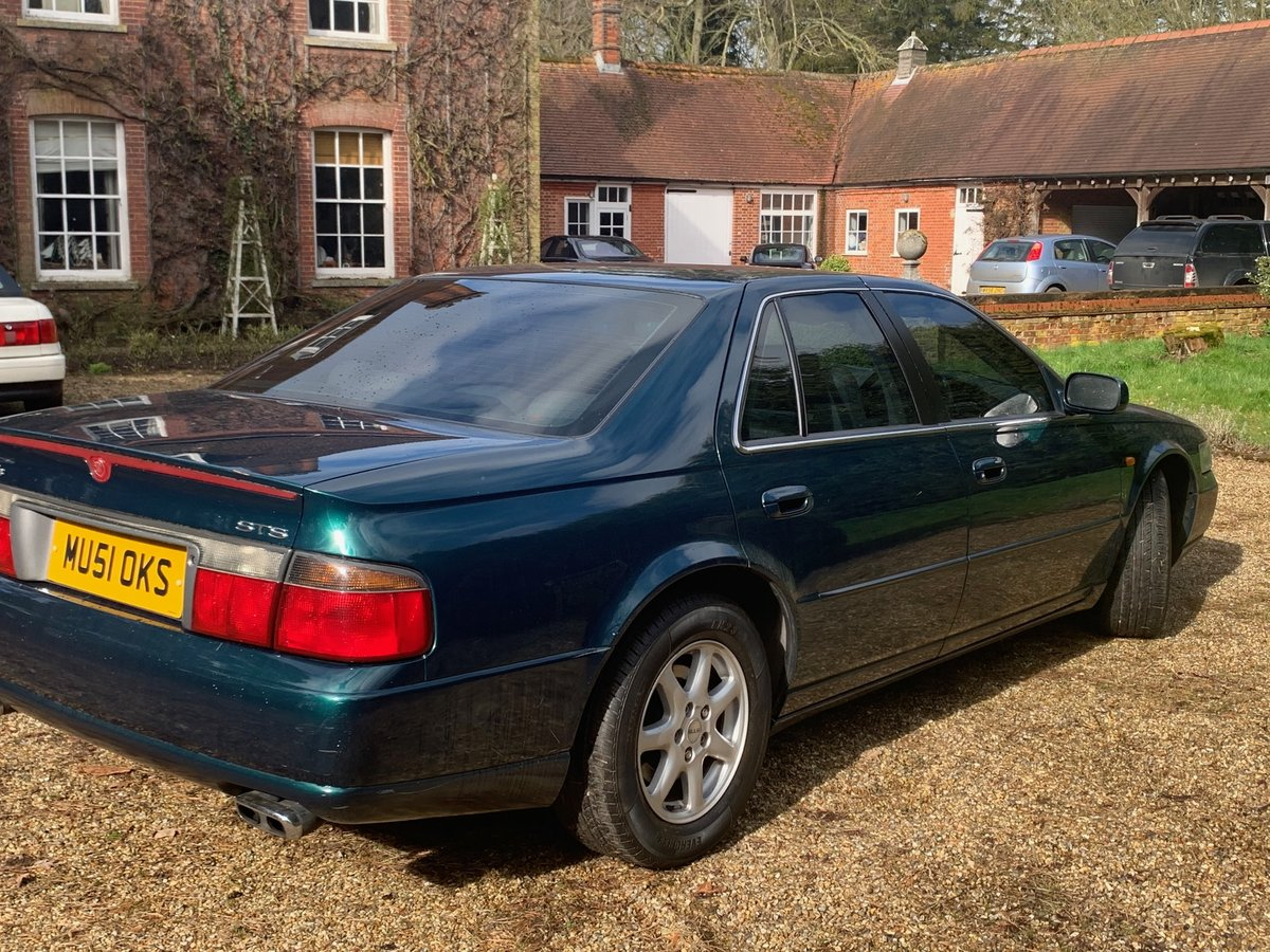 2001 Cadillac Seville STS For Sale (picture 4 of 6)