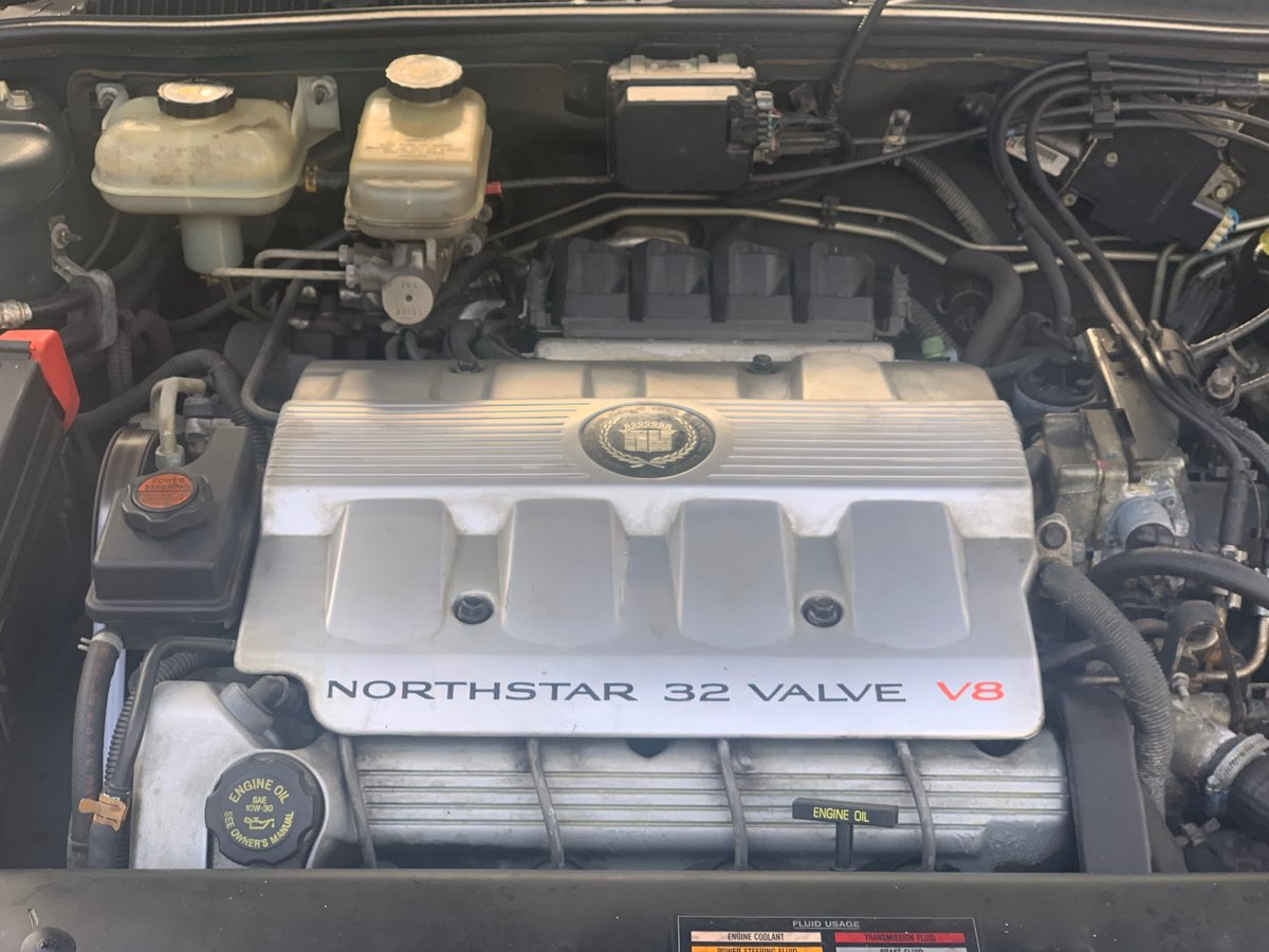 2001 Cadillac Seville STS For Sale (picture 6 of 6)