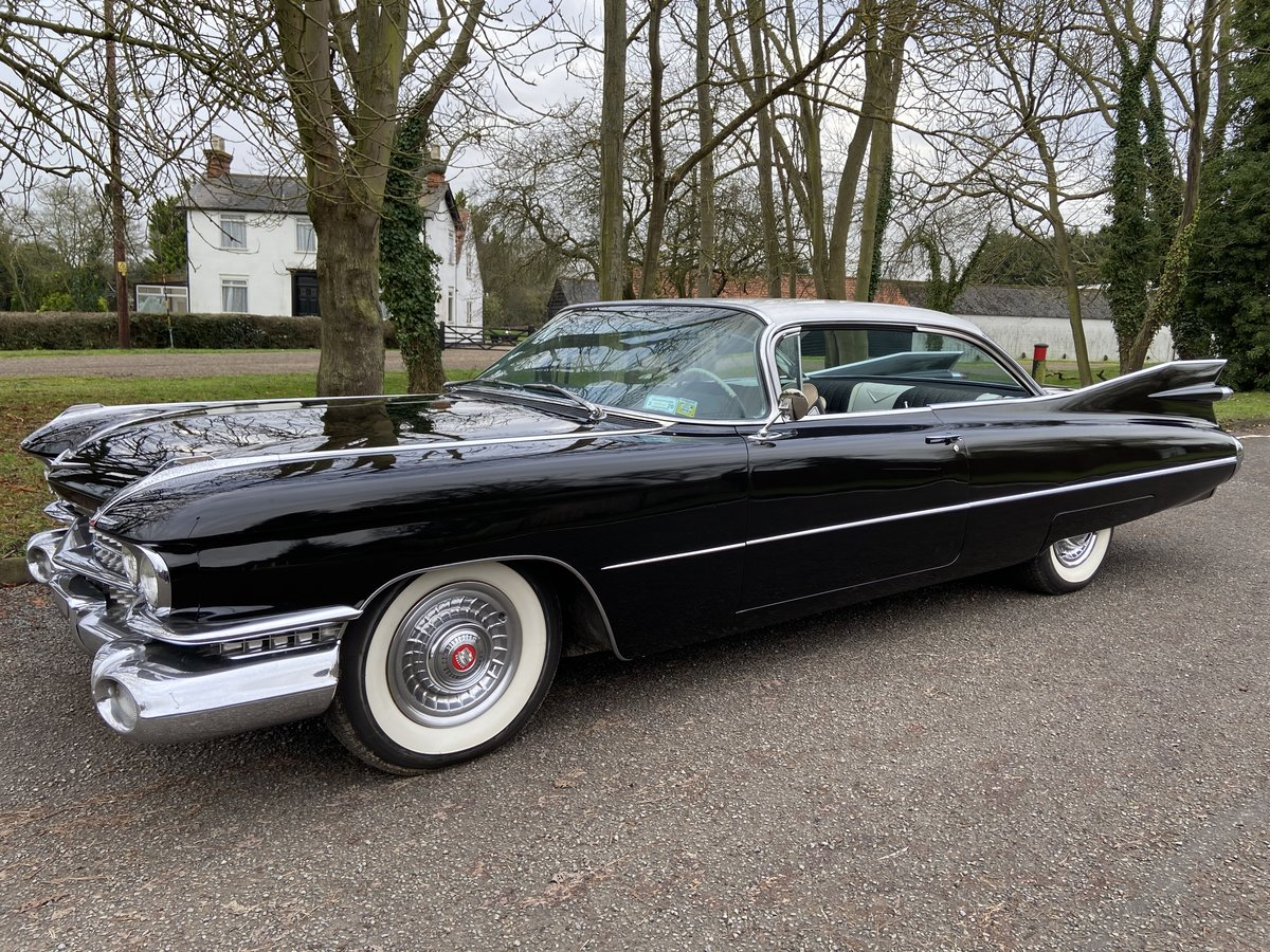 1959 Cadillac Coupe Deville Bargain! For Sale (picture 6 of 6)