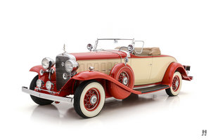 1932 CADILLAC 355B ROADSTER For Sale
