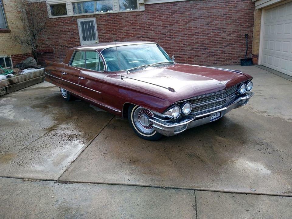 1962 Cadillac Sedan DeVille (Denver, CO) $28,500 obo For Sale (picture 1 of 6)