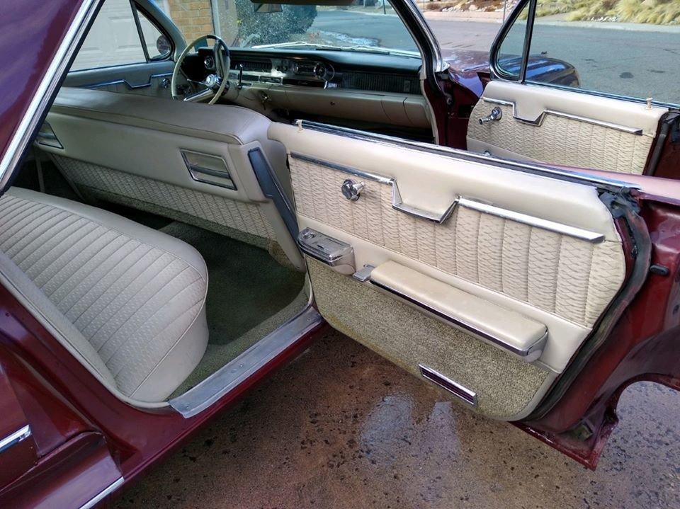 1962 Cadillac Sedan DeVille (Denver, CO) $28,500 obo For Sale (picture 4 of 6)