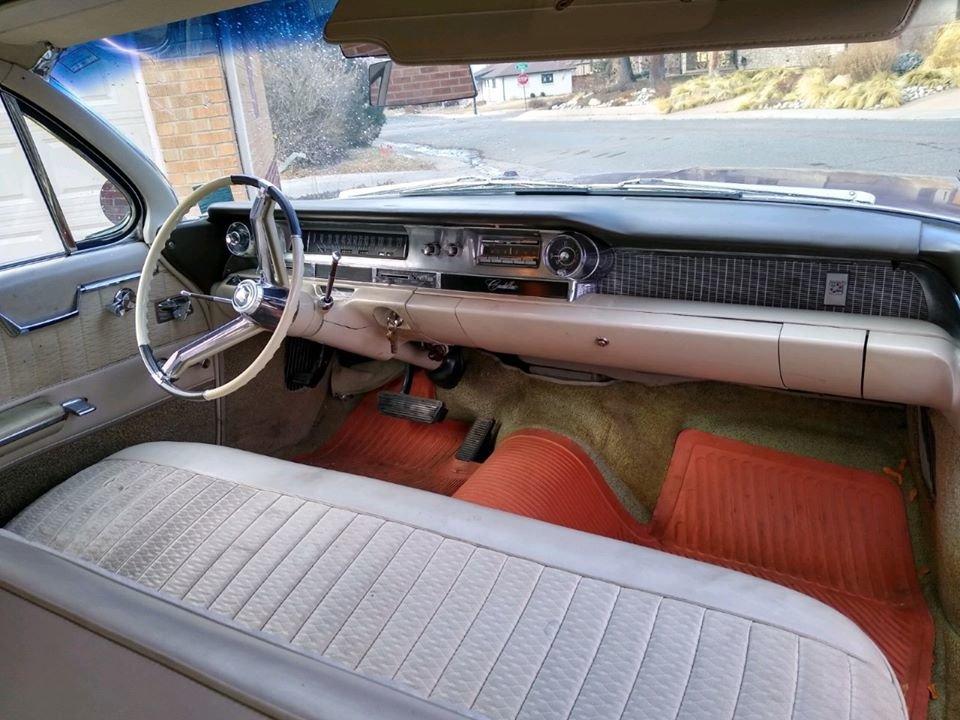 1962 Cadillac Sedan DeVille (Denver, CO) $28,500 obo For Sale (picture 5 of 6)