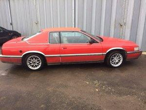 1992 Cadillac Eldorado Coupe