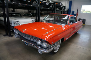 1961 Cadillac Coupe de Ville fully loaded with factory AC