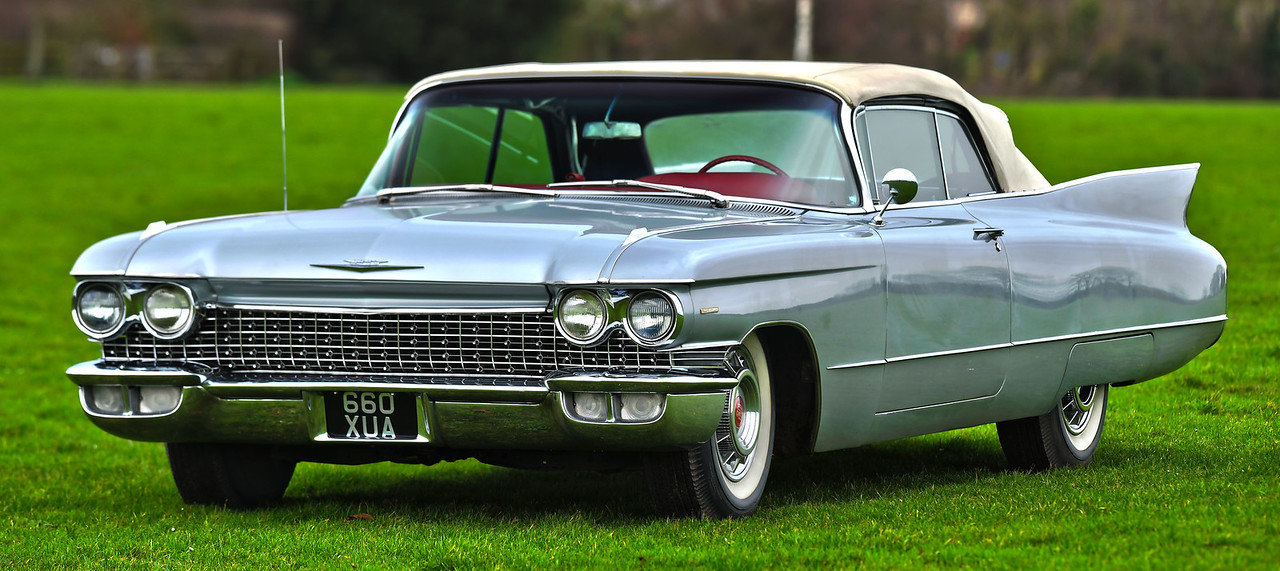 1960 Cadillac Series 62 Convertible For Sale (picture 1 of 6)