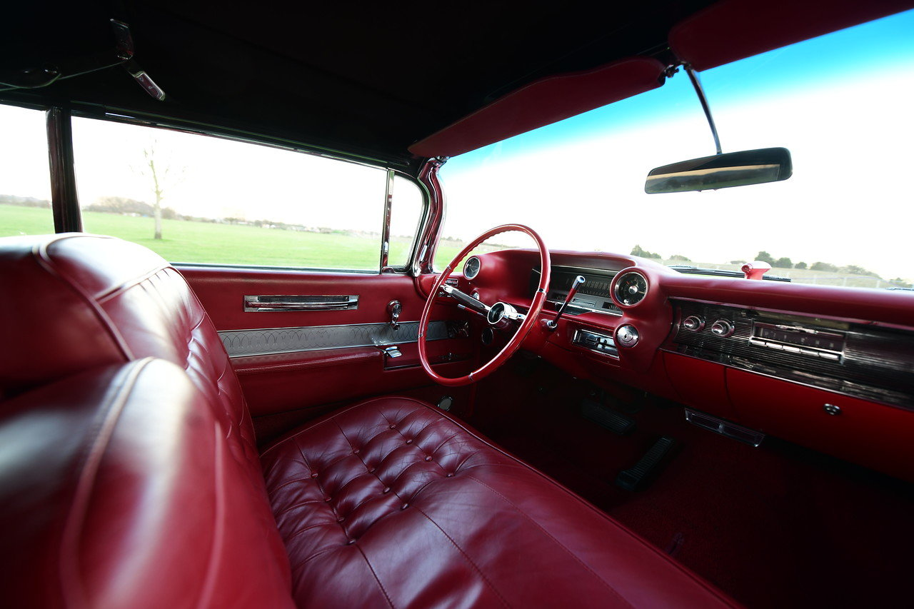 1960 Cadillac Series 62 Convertible For Sale (picture 4 of 6)